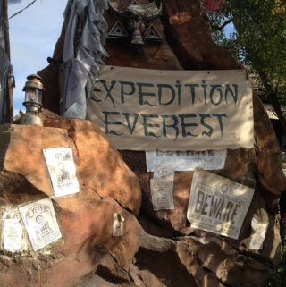 Expedition Everest Challenge: SOLD OUT!