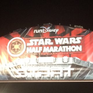 Star Wars Half Marathon: The Dark Side-Part 3