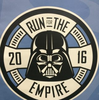Star Wars Half Marathon: The Dark Side-Part 1