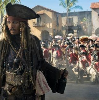 Kick off Memorial Day with Pirates of the Caribbean: Dead Men Tell No Tales